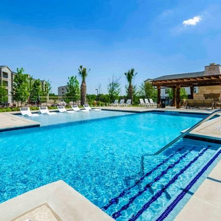 Indoor Pool | Apartments Garland TX | The Mansions at Spring Creek