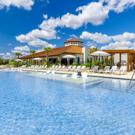 Resort Style Pool | Apartments McKinney TX | The Mansions of Georgetown
