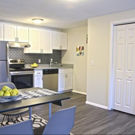 Open Kitchen | Princeton Dover Apartments