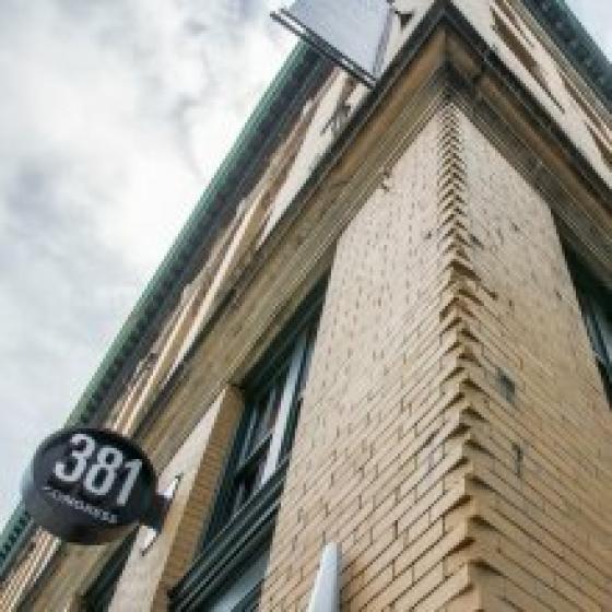 Boston Seaport Apartments | 381 Congress