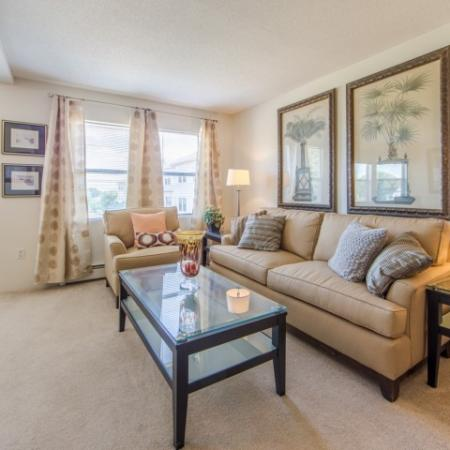 Spacious Living Room | Apartments For Rent In Nashua Nh | Boulder Park