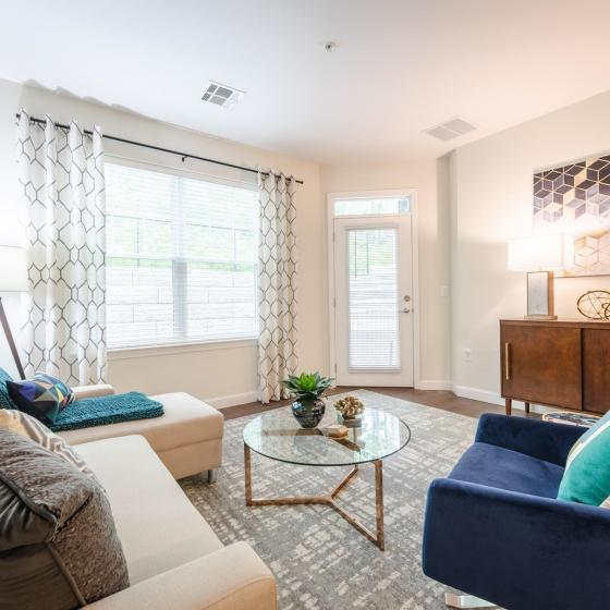 Spacious Living Area | Apartments Near Lowell MA | Mill and 3 Apartments
