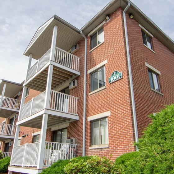 Westford Park Apartments Exterior