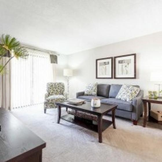 Spacious Master Bedroom | Lowell Massachusetts Apartments | Princeton Park