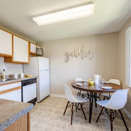 apartments near umass lowell | Kitchen