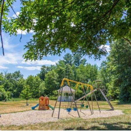 Community Children's Playground | Apartment Nashua Nh | Boulder Park