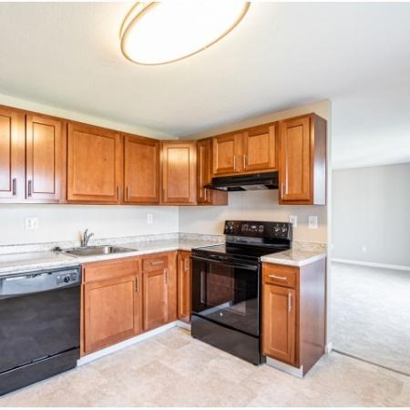 State-of-the-Art Kitchen | Dracut MA Apartment Homes |