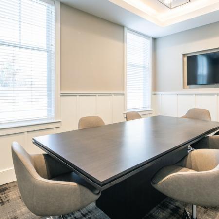 Community Business Center | Apartments in North Andover, MA | Princeton North Andover