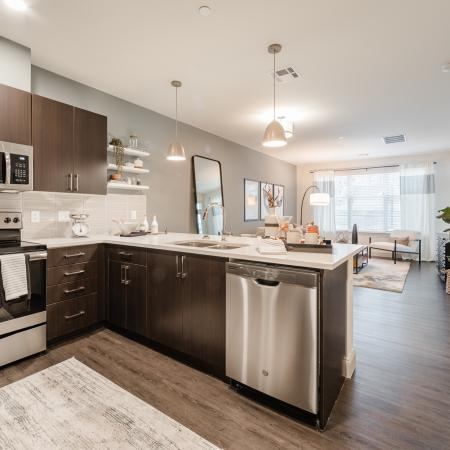State-of-the-Art Kitchen | Amenities | Apartments In North Andover MA         | Princeton North Andover