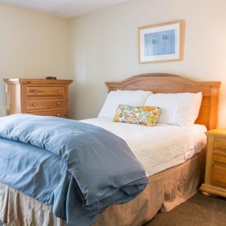 Spacious Bedroom | Lowell MA Apartment Homes | Princeton Park Apartments