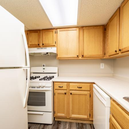 State-of-the-Art Kitchen | Apartments For Rent Nashua NH Pet Friendly | Hilltop by Princeton Apartments
