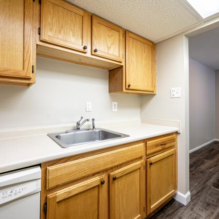 Spacious Kitchen | 3 Bedroom Apartments Nashua NH | Hilltop by Princeton Apartments