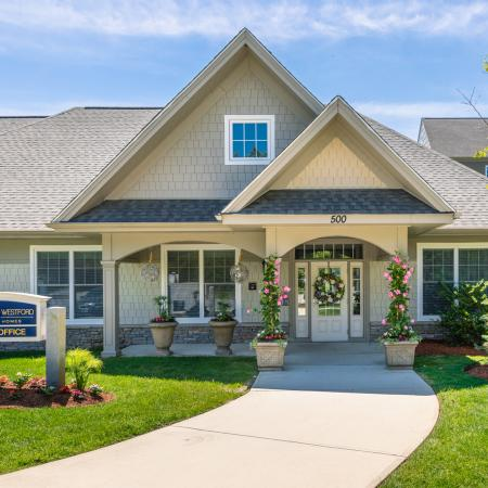 Elegant Community Club House | Princeton Westford