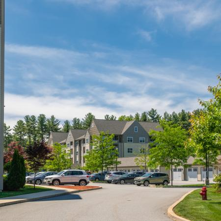Community Parking | Princeton Westford