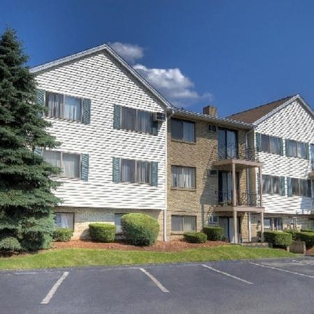 Ample Parking that residents absolutely love at Princeton Park Apartments in Lowell MA