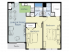 Sycamore | Two Bedroom