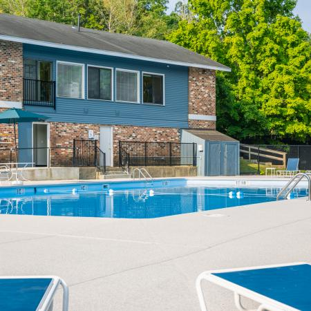 Swimming Pool | Haverhill Ma Apartments For Rent | Princeton Bradford Apartments