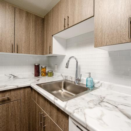 Modern Kitchen | Apartments Near Haverhill Ma | Princeton Bradford Apartments
