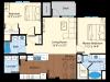 Floor Plan 5 | Westford Massachusetts Apartments | Princeton Westford