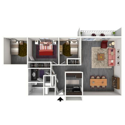 Aviator Apartments