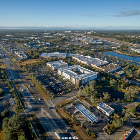 Expansive Grounds | Apartment For Rent In Sanford Fl | Lofts at Eden