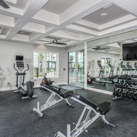 State-of-the-Art Fitness Center | Luxury Apartments In Davenport Fl | Champions Vue Apartments
