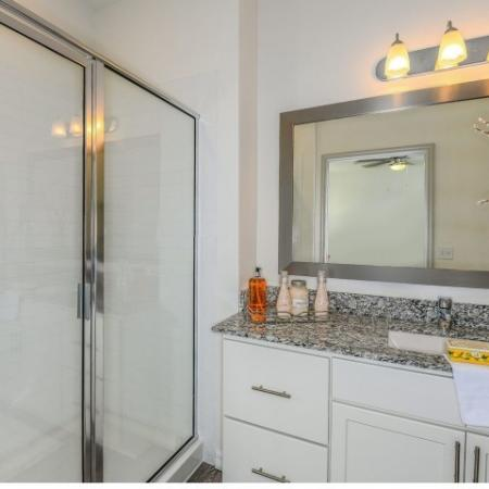Ornate Bathroom | Apartments In Davenport Fl | Champions Vue Apartments