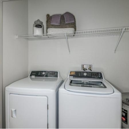 In-home Laundry  | Apartments For Rent In Davenport Fl | Champions Vue Apartments