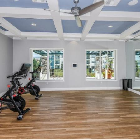 Cutting Edge Fitness Center | Apartments For Rent In Davenport Fl | Champions Vue Apartments
