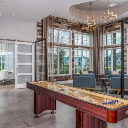 Resident Game Room | Apartments In Davenport Fl | Champions Vue Apartments