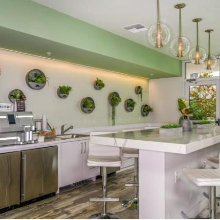 Resident Coffee Bar | Apartments In Sanford Fl | Lofts at Eden