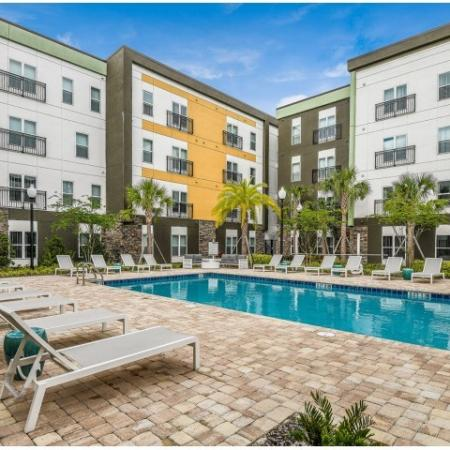 Resort Style Pool | Apartments In Sanford Fl | Lofts at Eden