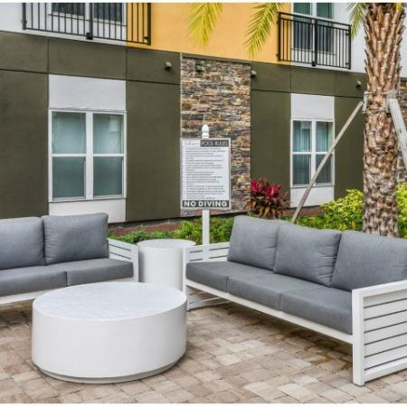 Beautifully Landscaped Grounds | Apartment For Rent Sanford Fl | Lofts at Eden