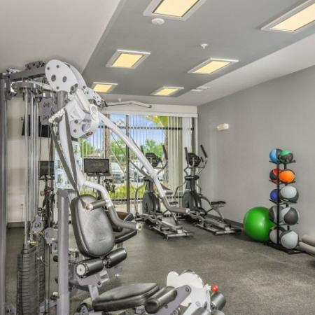 State-of-the-Art Fitness Center | Apartments Sanford Fl | Lofts at Eden