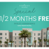 Current Special - 2 1/2 months free on 2 bedrooms. Move-in by 8/31.