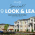 Special - $99 look and lease