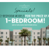 Current Special: Current Special: 2 Bedroom Models for the price of a 1 Bedroom model!