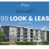 Current Special: $99 Look & Lease!