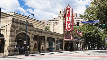 Fox Theater in Atlanta | Modera Midtown