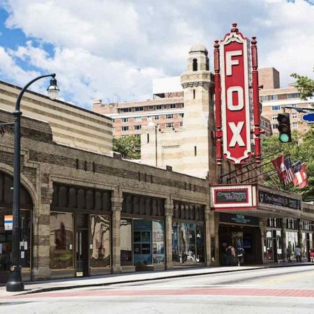 Fox Theater in Atlanta | Modera Midtown