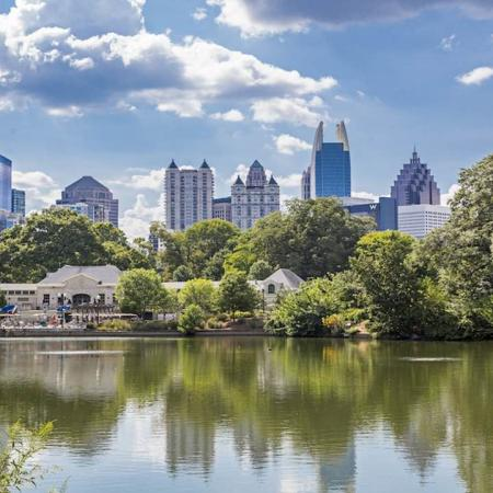 Piedmont Park in Atlanta | Modera Midtown