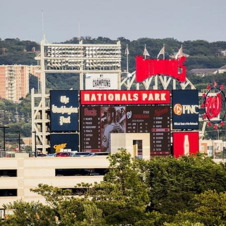 Nationals Park | The View at Waterfront