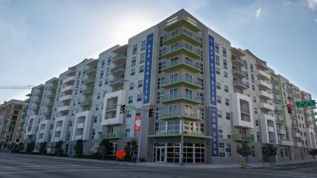 Metro Station Apartments in Coral Gables, FL | Modera Douglas Station