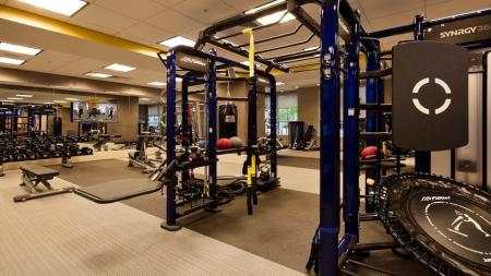 Extensive Equipment Provided in Fitness Studio | Apartments for rent in Miami, FL | Modera Douglas Station