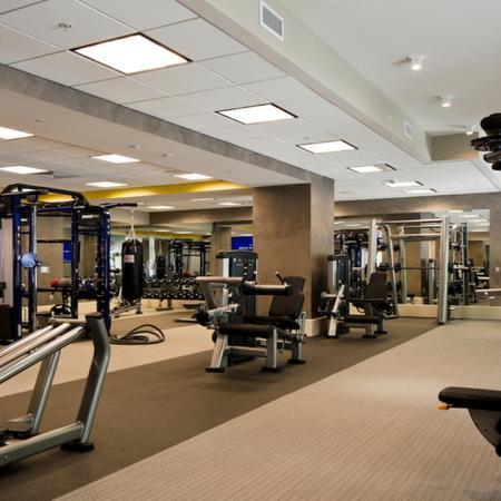 Club Style Fitness Studio   Modera Douglas Station