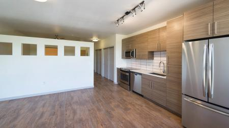 One-Bedroom Apartment with Studio-Style Living Space   Modera Observatory Park