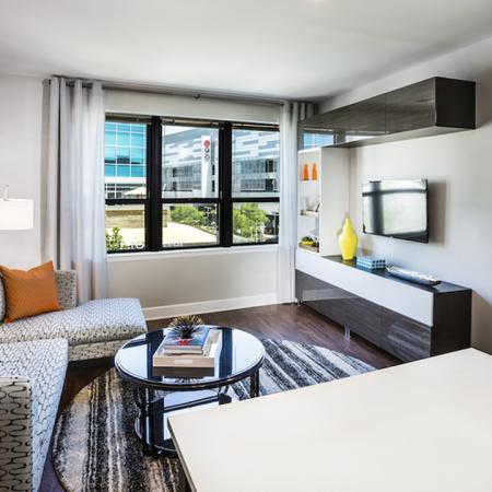 Open Concept Living Spaces | Modera Mosaic
