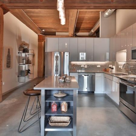 Loft Studios | Apartment Homes in Jersey City, NJ | Modera Lofts
