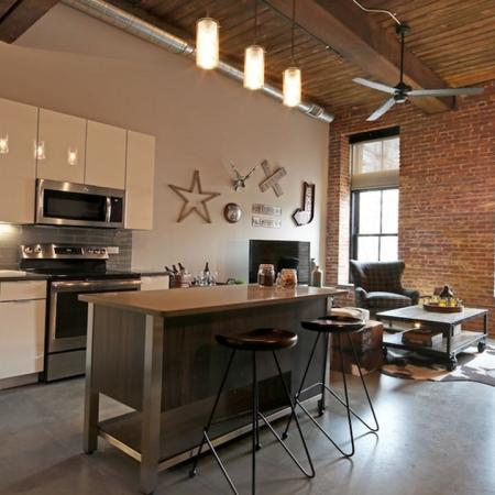 Studio Lofts | Jersey City NJ Apartment Homes | Modera Lofts