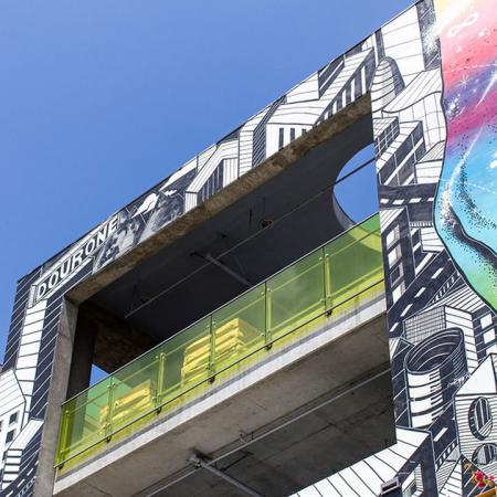 West LA Neighborhood Art | Modera West LA | Apartment Homes